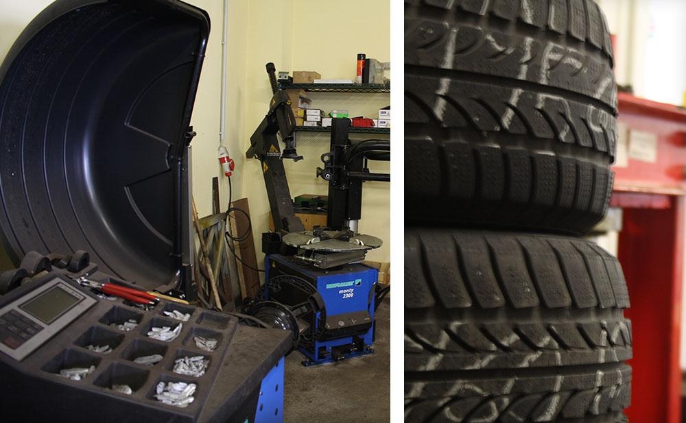 GOLDSTEIN KFZ-Werkstatt Reifen-Service
